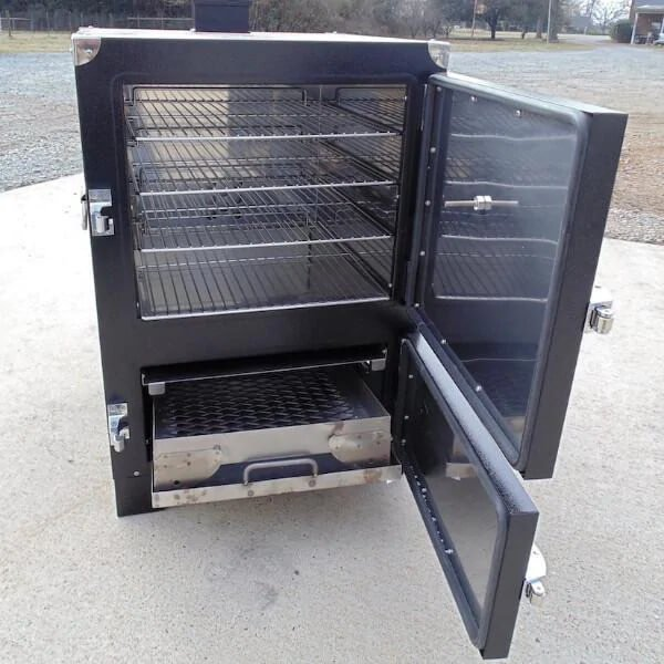 Backwoods Chubby 3400 Vertical Charcoal Smoker Best BBQ Smoker 2021